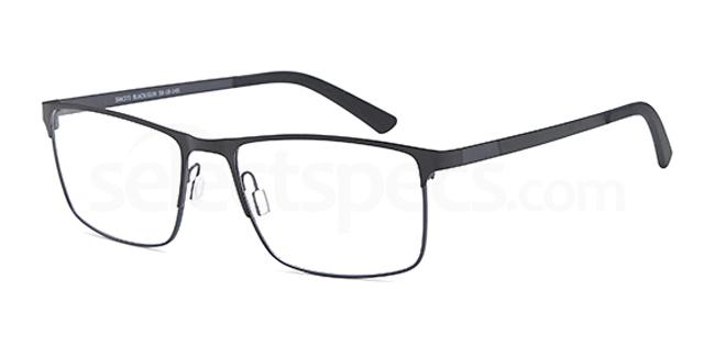 Black/Gun SAK 373 Glasses, Sakuru