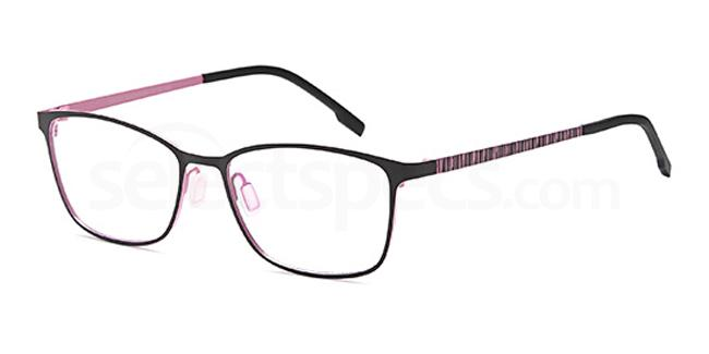 Black/Pink SAK 374 Glasses, Sakuru