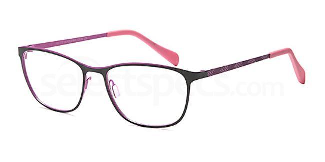 Black/Pink SAK 376 Glasses, Sakuru