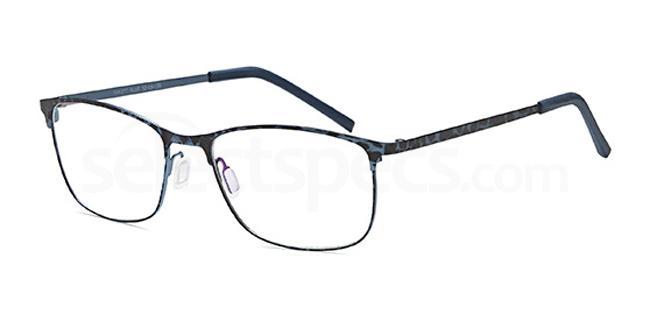 Blue SAK 377 Glasses, Sakuru