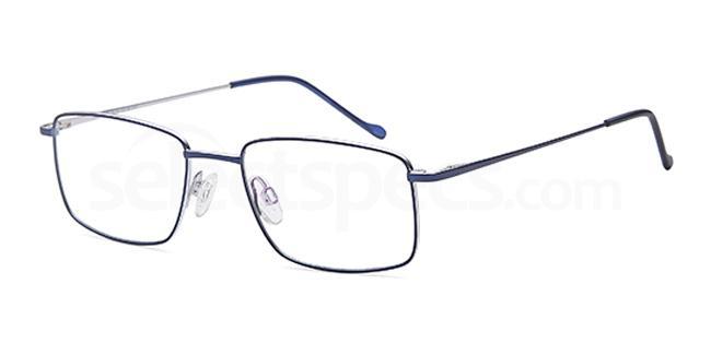 Blue SAK1000T Glasses, Sakuru