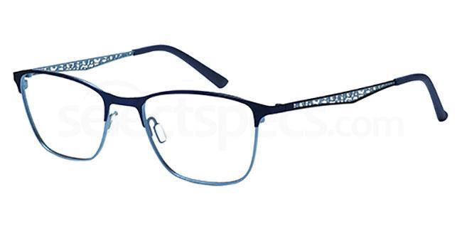 Blue SAK 378 Glasses, Sakuru
