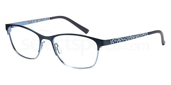 Blue SAK 381 Glasses, Sakuru