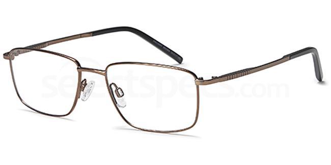 Brown SAK1004T Glasses, Sakuru