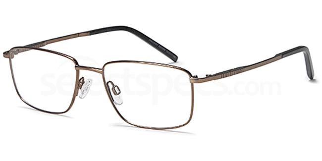 Brown SAK1004T Glasses, Sakuru