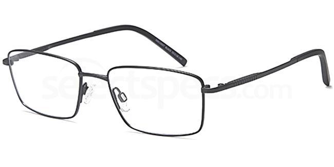 Black SAK1005T Glasses, Sakuru