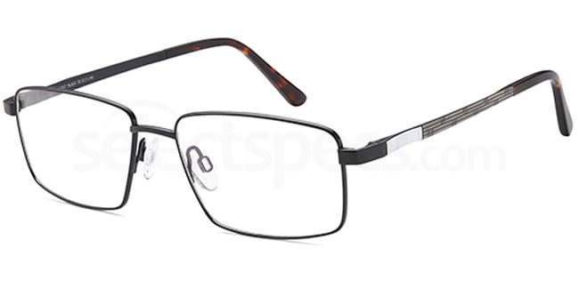 Black SAK1008T Glasses, Sakuru