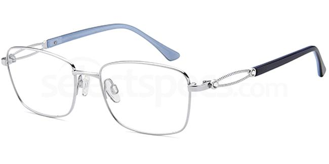 Blue SAK1009T Glasses, Sakuru