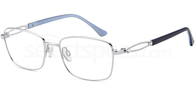 Blue SAK1009T Glasses, Sakuru