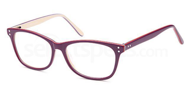 Purple D 24 Glasses, Brooklyn