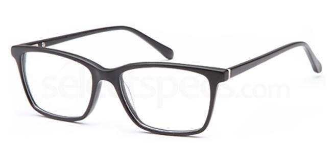 Matt Black D 35 Glasses, Brooklyn