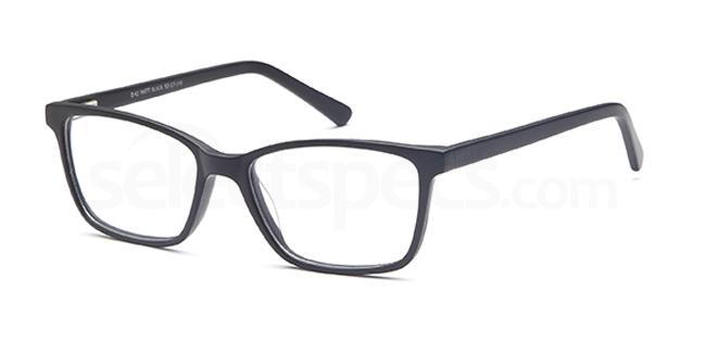 Matt Black D 42 Glasses, Brooklyn