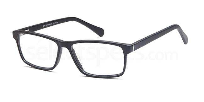 Matt Black D 43 Glasses, Brooklyn