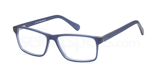 Matt Blue D 43 Glasses, Brooklyn