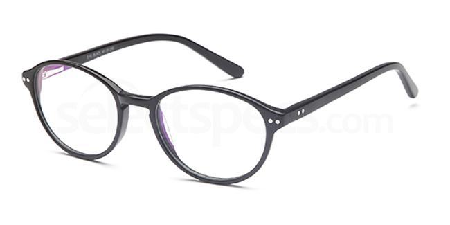 Black D 45 Glasses, Brooklyn
