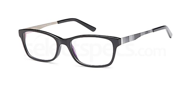 Black D 49 Glasses, Brooklyn
