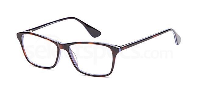Demi Purple D 52 Glasses, Brooklyn