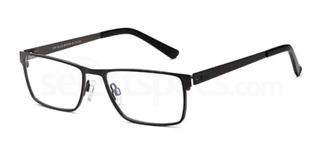 Black/Brown D 54 Glasses, Brooklyn