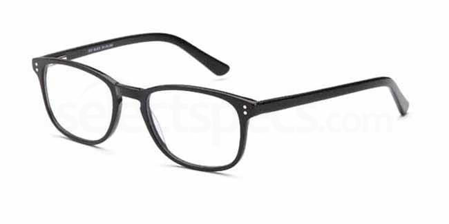 Black D 55 Glasses, Brooklyn