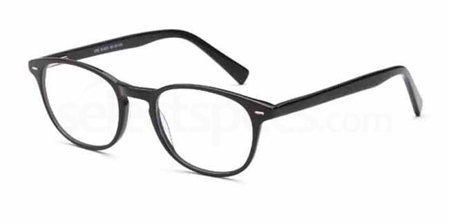Black D 56 Glasses, Brooklyn
