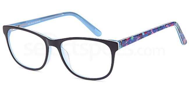 Blue D72 Glasses, Brooklyn