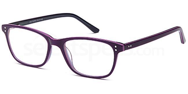 Purple D73 Glasses, Brooklyn