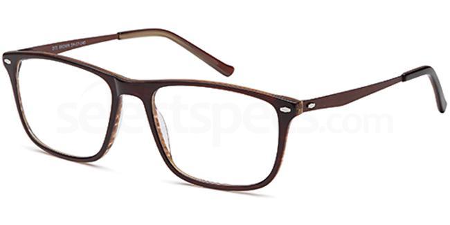 Brown D75 Glasses, Brooklyn