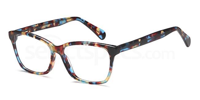 Blue/Demi D91 Glasses, Brooklyn