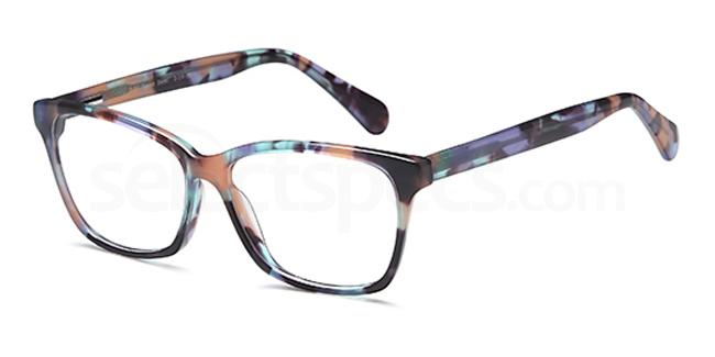 Green/Demi D91 Glasses, Brooklyn