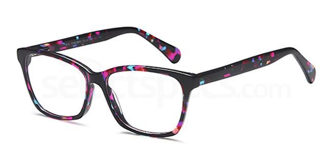 Pink/Demi D91 Glasses, Brooklyn