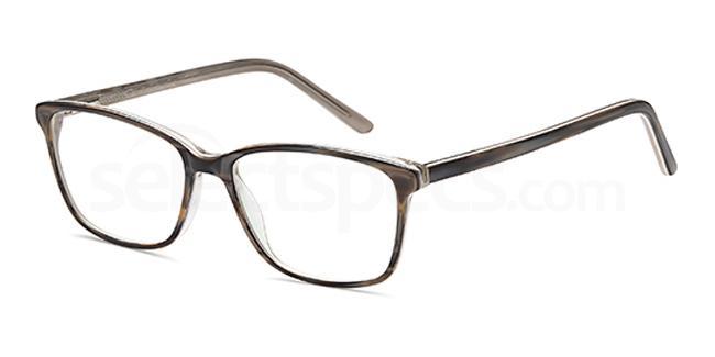 Brown D92 Glasses, Brooklyn