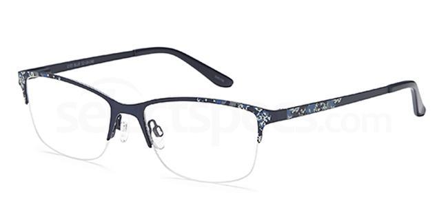 Blue D93 Glasses, Brooklyn