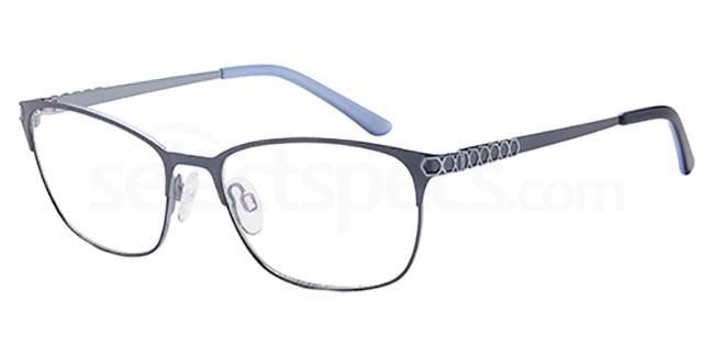 Blue D101 Glasses, Brooklyn