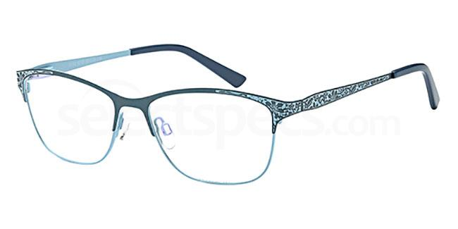 Blue D102 Glasses, Brooklyn