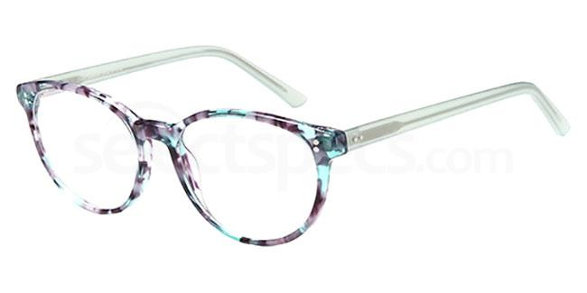 Green D108 Glasses, Brooklyn