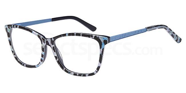 BLUE MARBLE D136 Glasses, Brooklyn