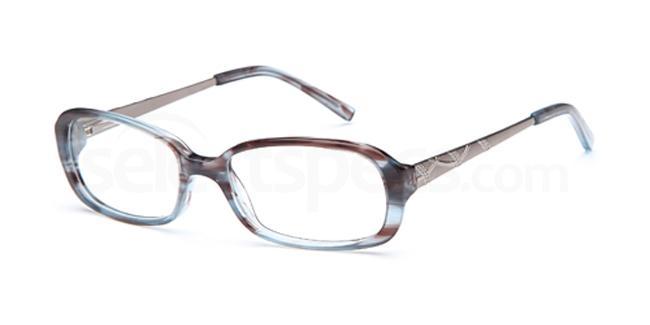 Grey DEL52 Glasses, Delancy