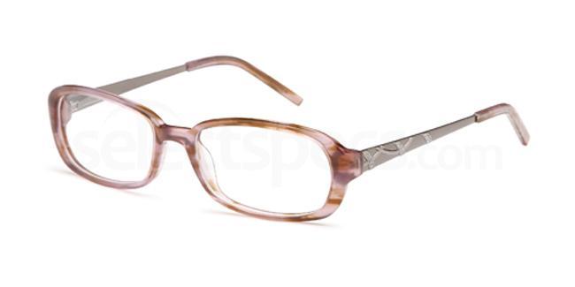 Pink DEL52 Glasses, Delancy