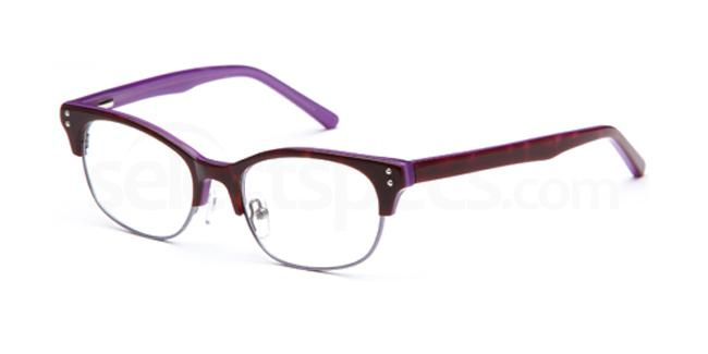 Demi purple DEL71 Glasses, Delancy