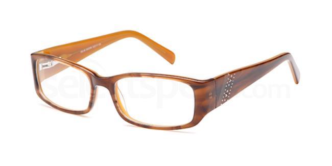 Brown DEL99 Glasses, Delancy