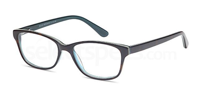 Demi Olive DEL102 Glasses, Delancy
