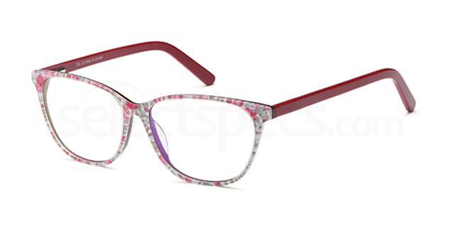 Pink DEL113 Glasses, Delancy