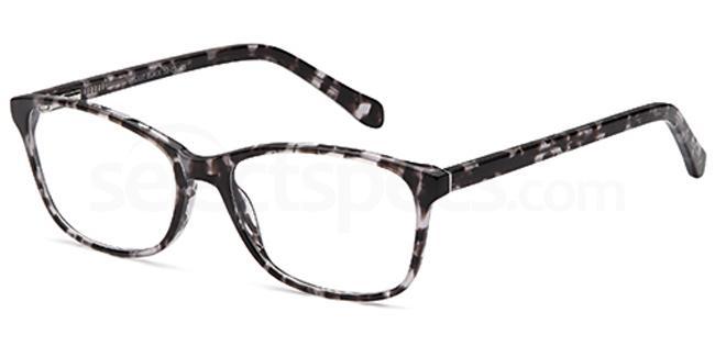 Black DEL127 Glasses, Delancy
