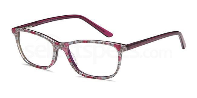 Pink DEL133 Glasses, Delancy