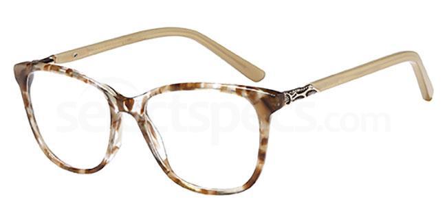 Brown Demi DEL 145 Glasses, Delancy