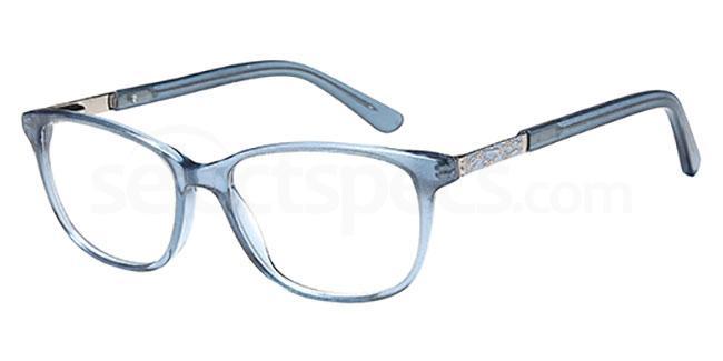 Blue DEL 146 Glasses, Delancy