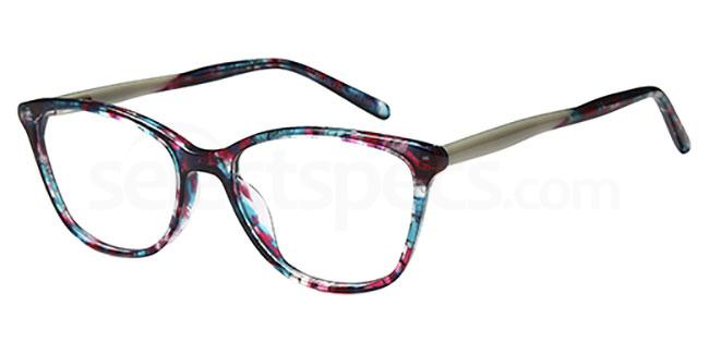 Blue DEL 148 Glasses, Delancy