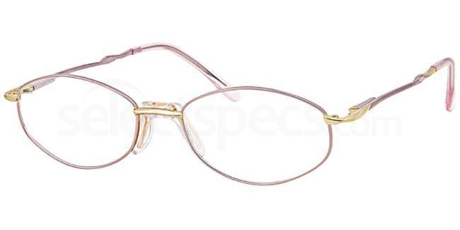 Rose/Gold CD109 Glasses, Carducci
