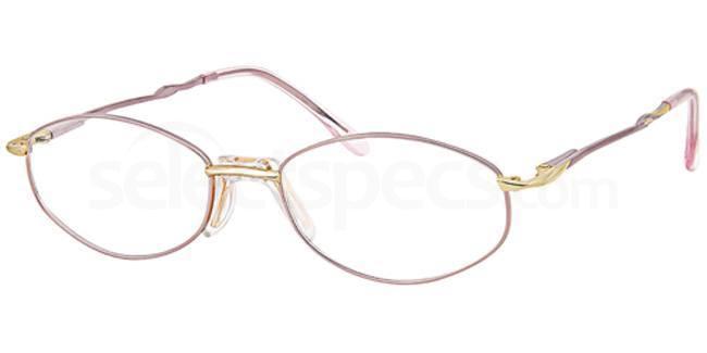 Rose/Gold CD109 Glasses, Carducci