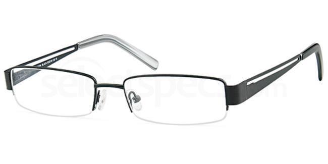 Black CD504 Glasses, Carducci